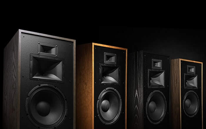American Klipsch Forte III Horn Speaker-Relive The Beauty of The Golden Age of Audio