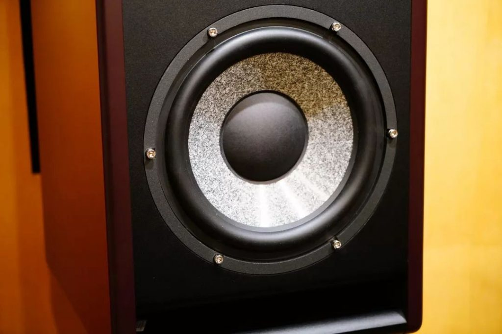 Trio 11 Be woofer