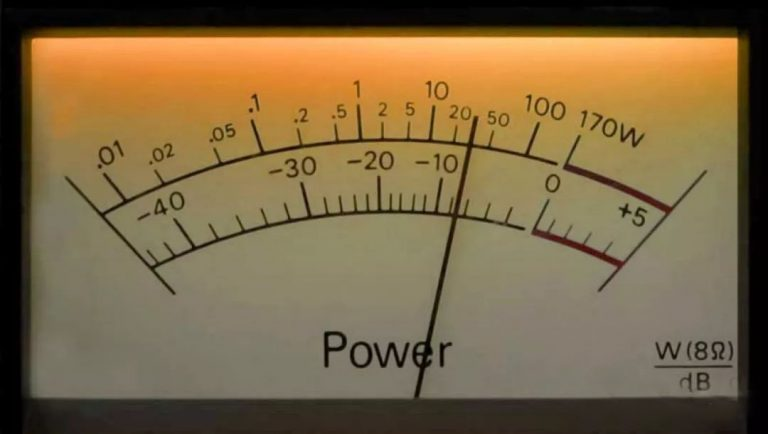How Much Power Does An Amplifier Need?