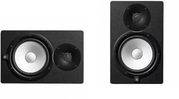 monitor vertical & horizontal placement