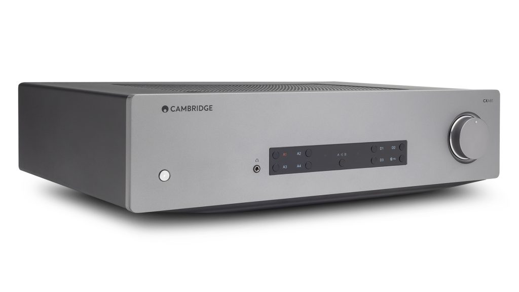 Cambridge Audio CXA81 Stereo Two-Channel Amplifier with Bluetooth and Built-in DAC