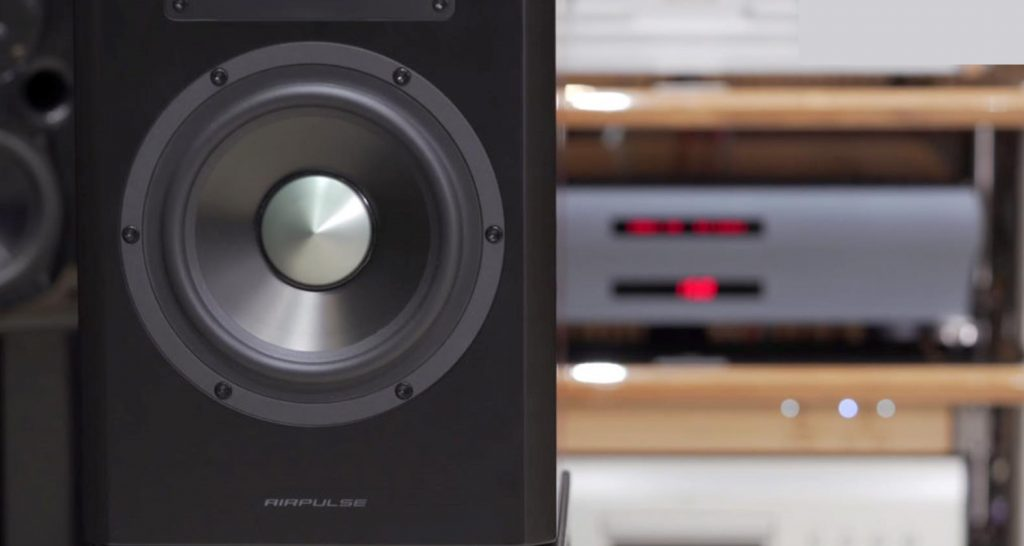 Edifier Airpulse A300 woofer