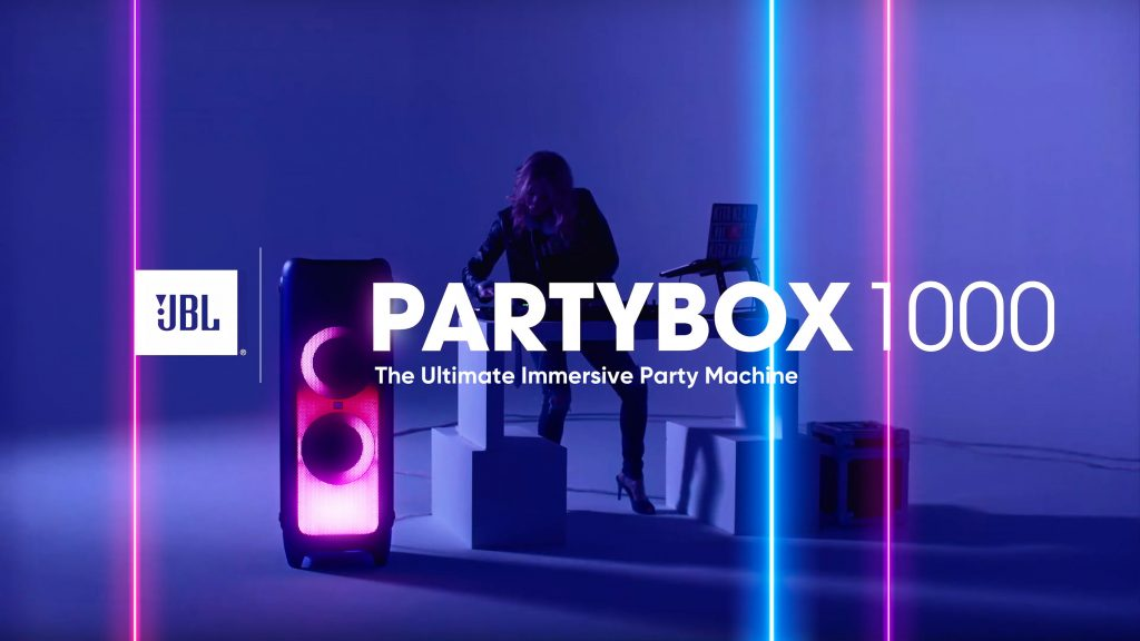 JBL partybox 1000 feature