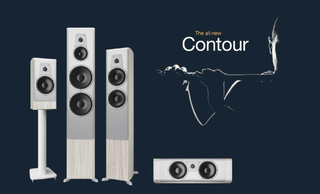 the new dynaudio contour series