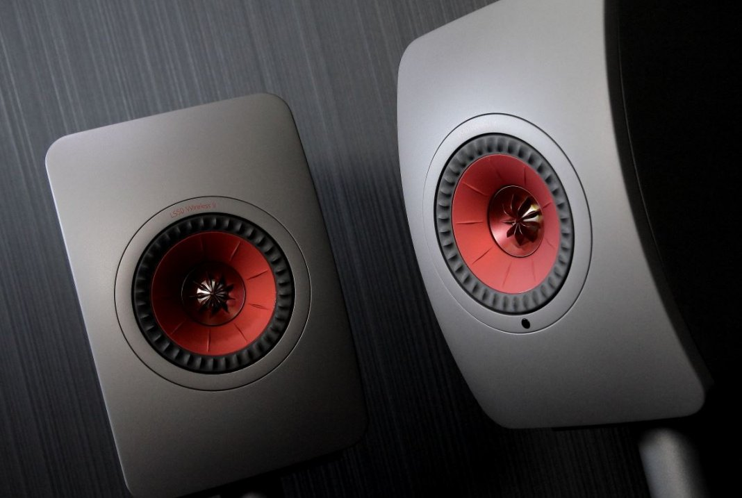 KEF LS50 wireless II feature image