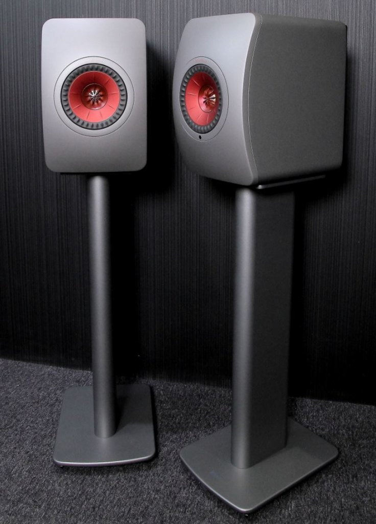 KEF LS50 wireless II stand