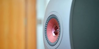 KEF ls50 meta passive speakers