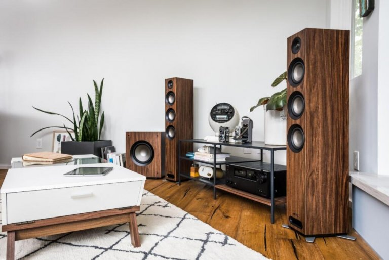 Jamo S809 Music System Review