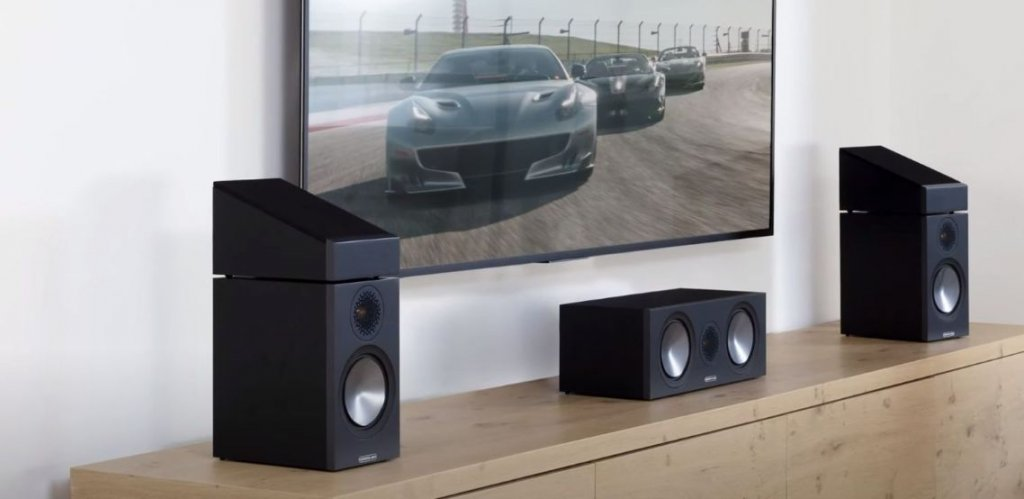 monitor audio 50 with ams