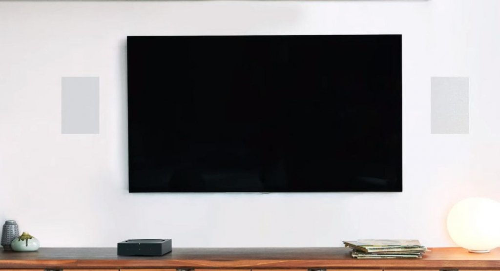 sonos amp and TV