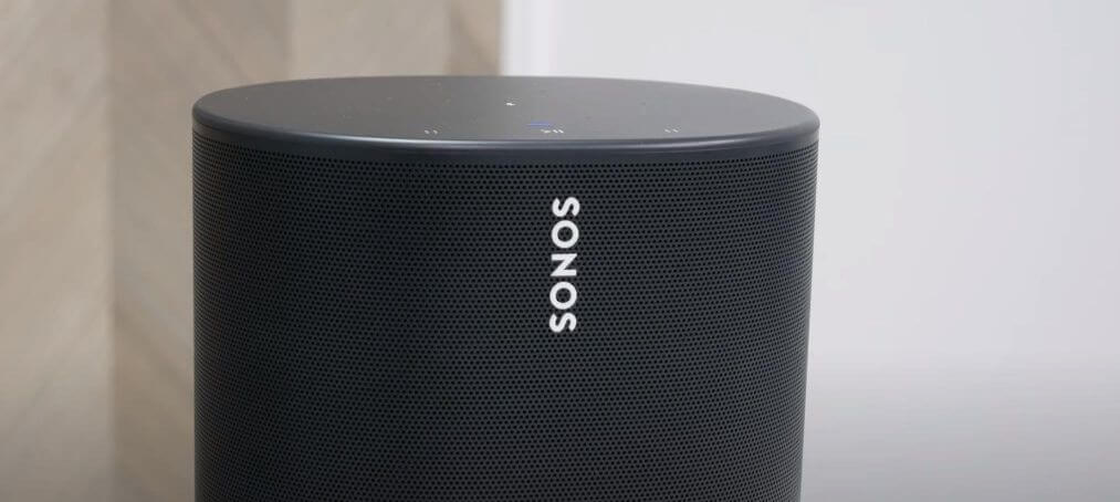 sonos move portable bluetooth speaker logo