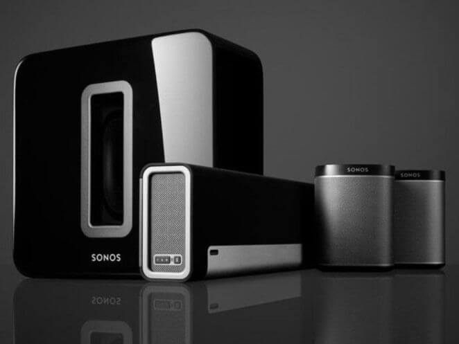 sonos products line