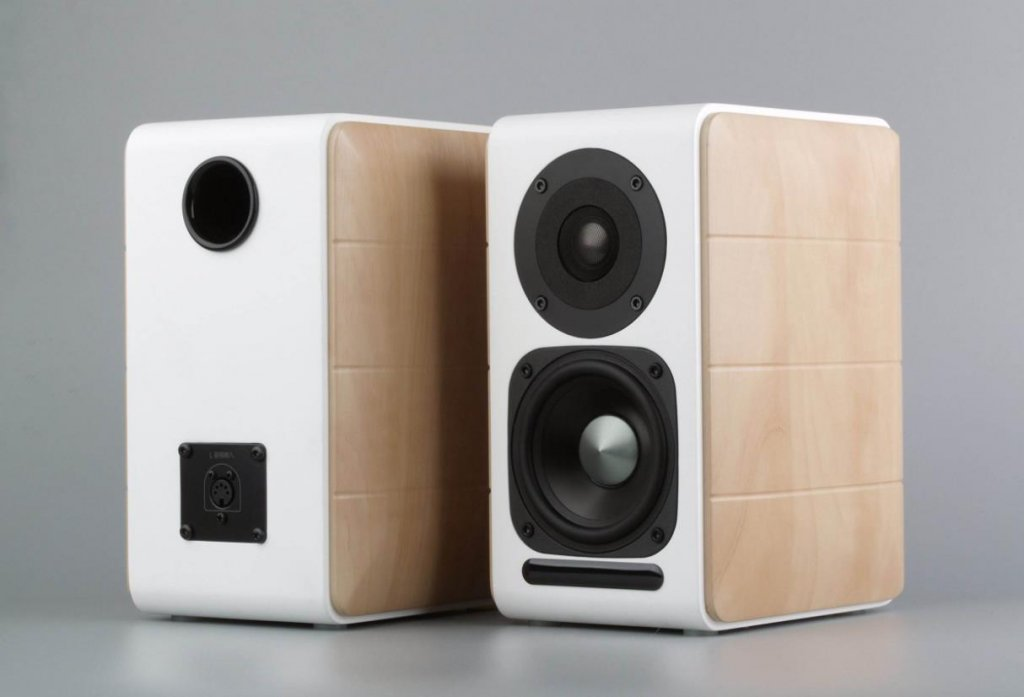 edifier S880 DB front and back