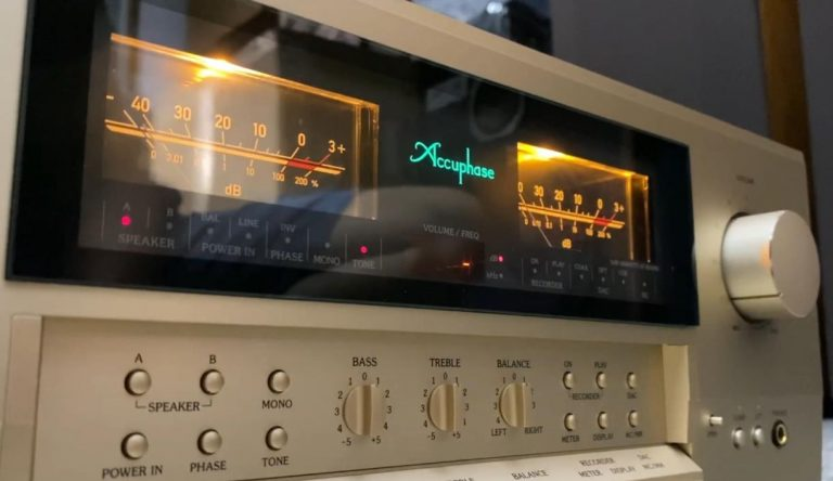 Accuphase E470 Review