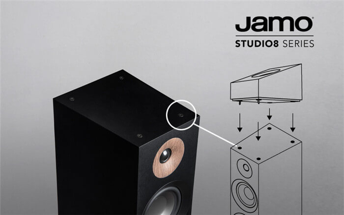 jamo studio 8 series s809 and atm