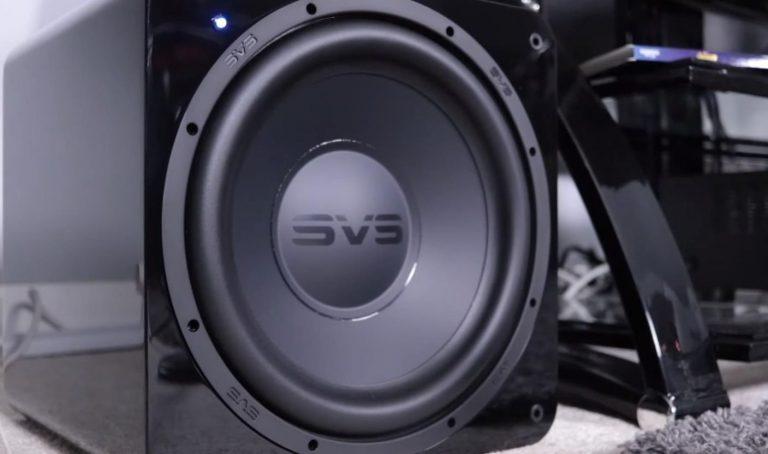 SVS SB1000 Subwoofer Review