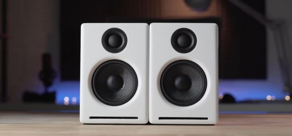 Audioengine A2+ wireless desktop computer speaker