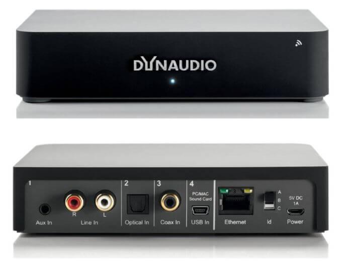 Dynaudio connect box