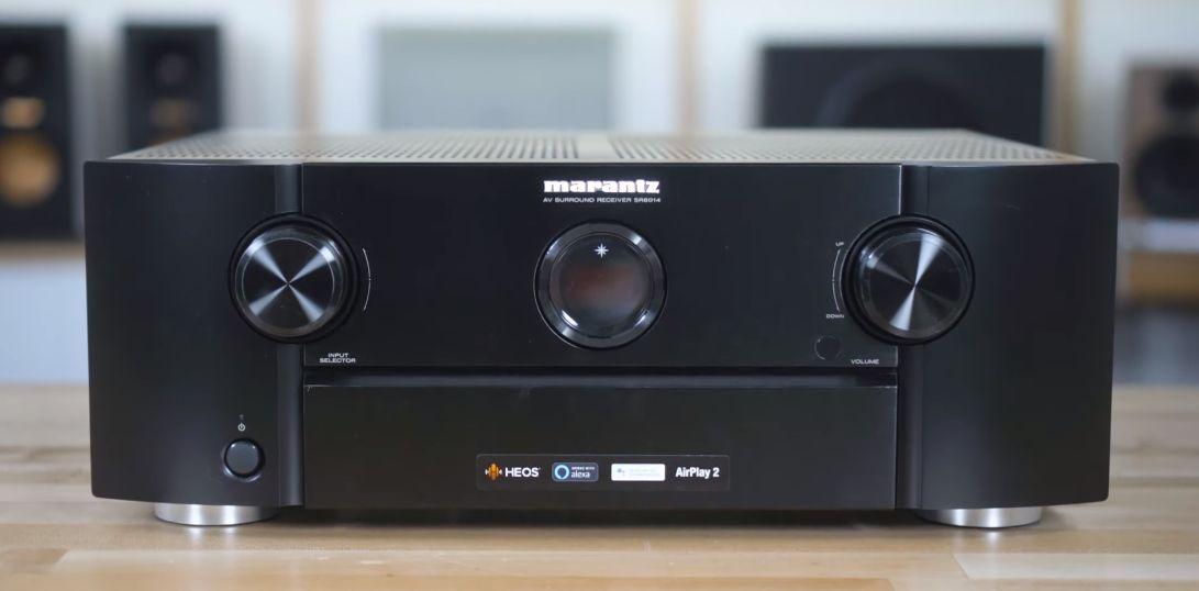 Marantz SR6014 4K UHD AV Receiver