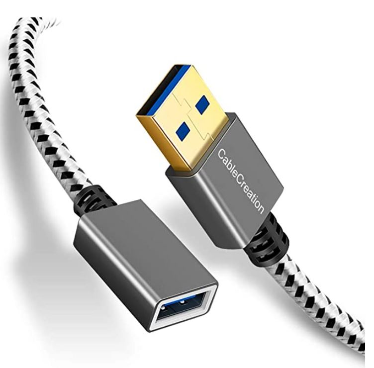 CableCreation USB Extension Cable