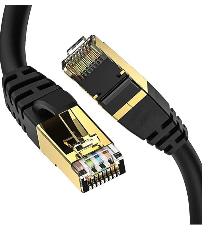DbillionDa Cat8 Ethernet Cable for Gaming