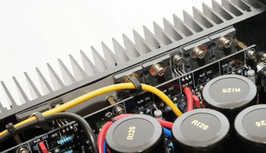 Hegel Audio Systems H390 integrated amplifier design