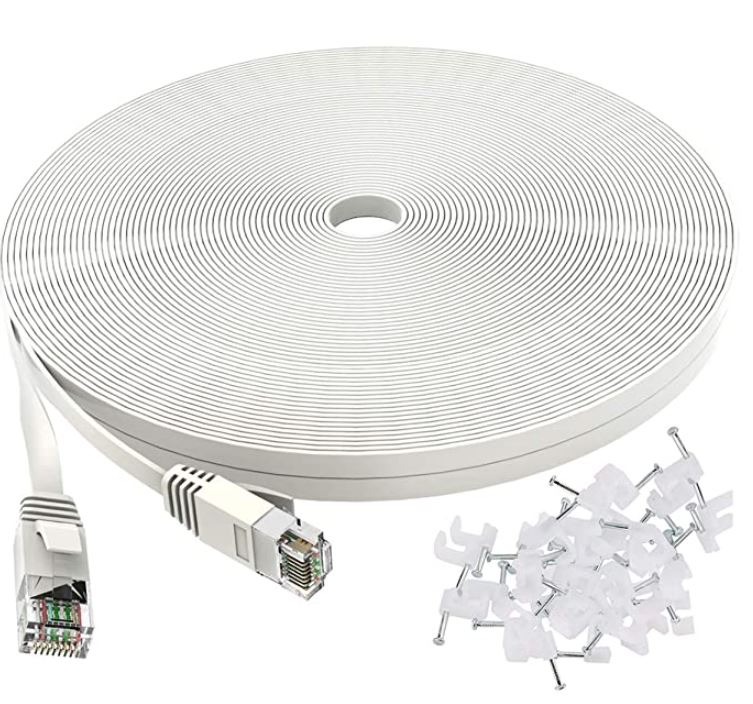 Jadaol CAT 6 Ethernet Cable for Gaming