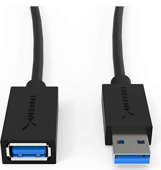 Sabrent USB Extension Cable