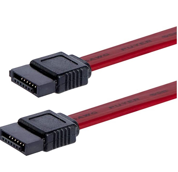 StarTech 12in SATA Cable