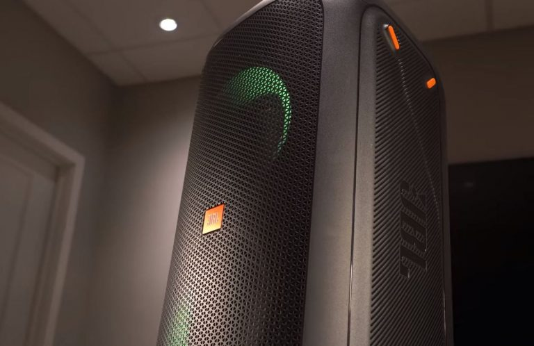 JBL Partybox 100 Review