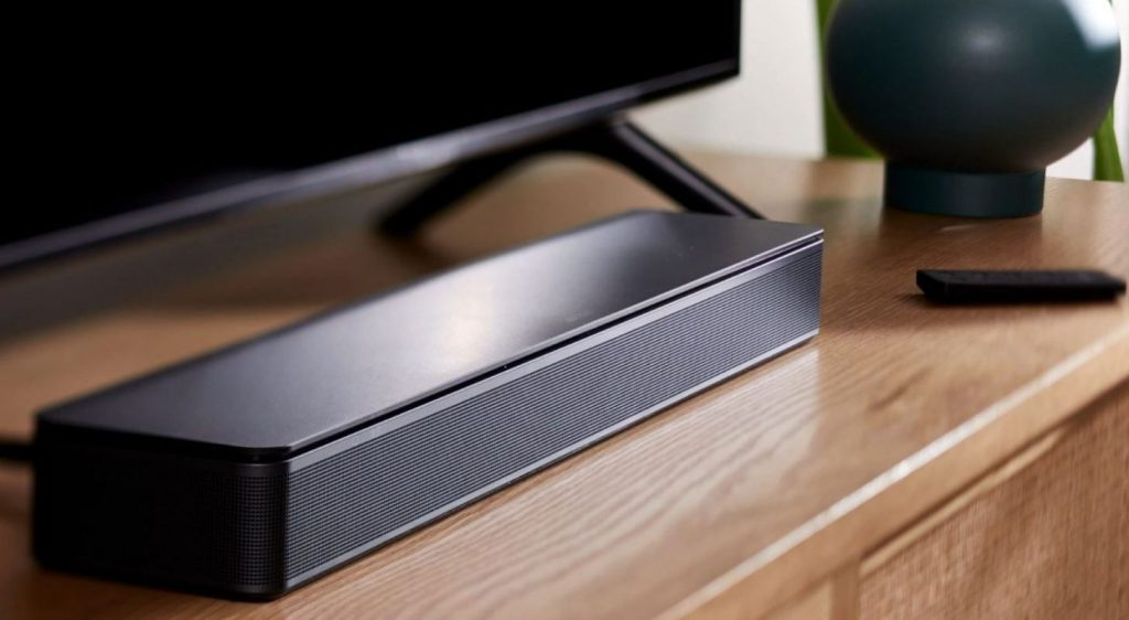 Bose Solo 5 TV sound system review