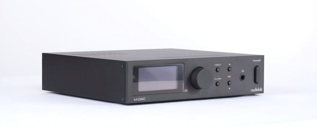 Audiolab M-DAC Product Review